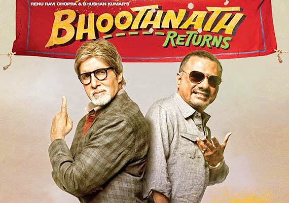 'Bhoothnath Returns' makes over Rs.4 crore on opening day