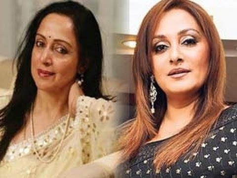 Why are Hema Malini and Jaya Prada's films banned?