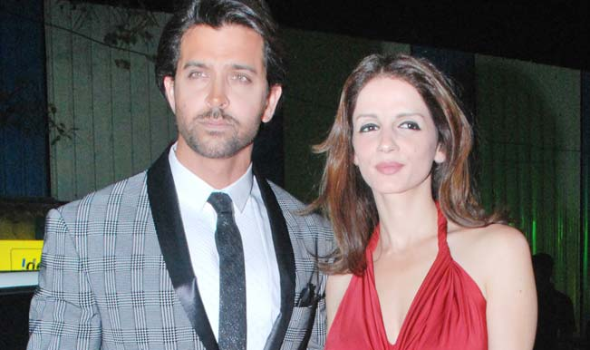 Are Hrithik Roshan - Sussanne Roshan back together?