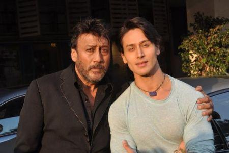 Tiger Shroff wants at least half of father's success