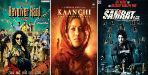 Revolver Rani, Kaanchi and Samrat & Co.