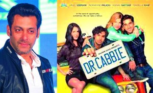 Trailer of Salman Khan's debut International Film 'Dr. Cabbie'