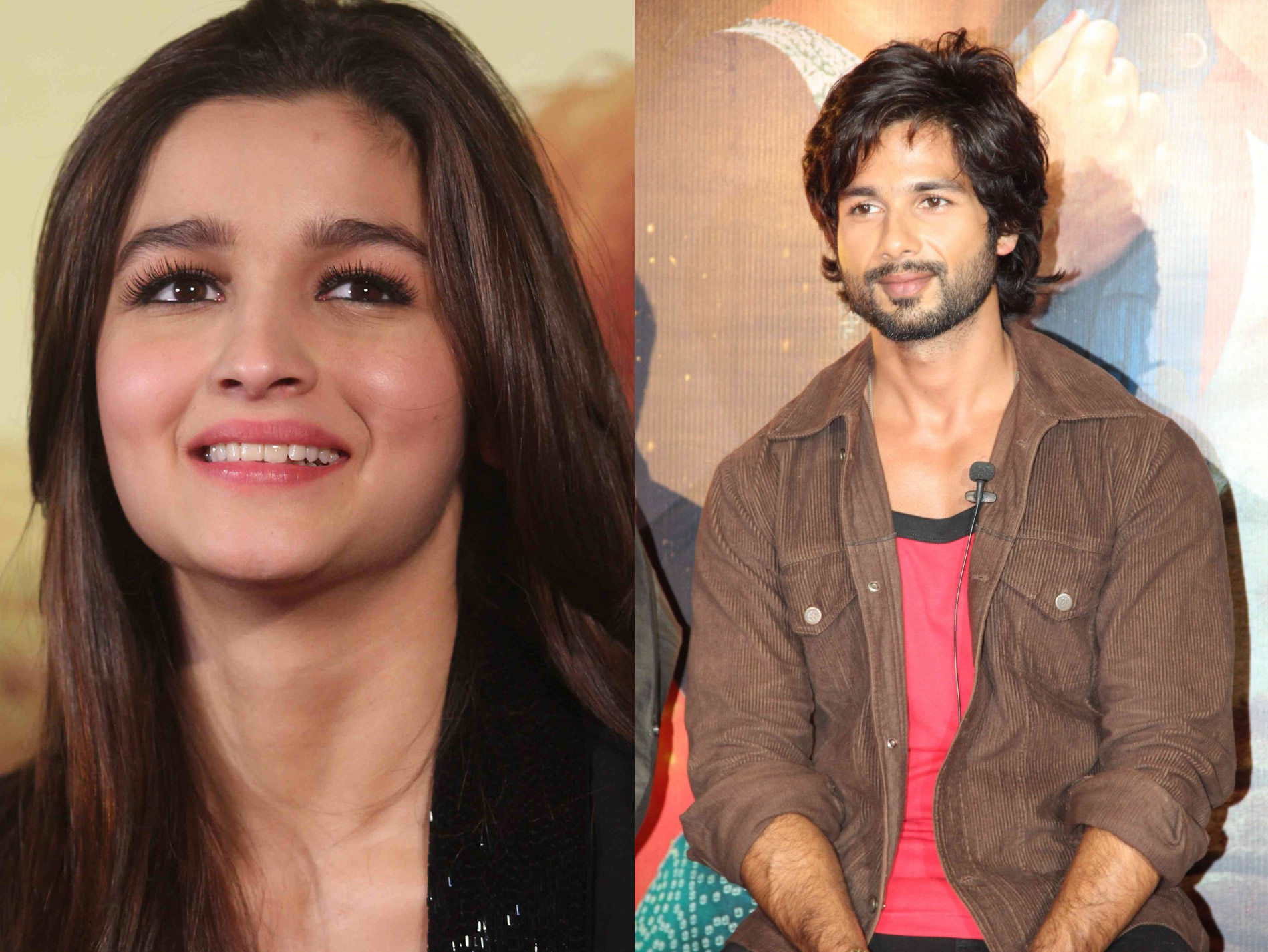 Alia Bhatt: Would love to work with Shahid Kapoor in future