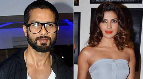 Its Priyanka Chopra vs Shahid Kapoor this October