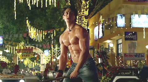 Tiger Shroff's stunts are for real: Makers have recorded proof