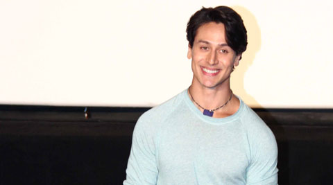 Tiger Shroff: As star kid, have to work harder