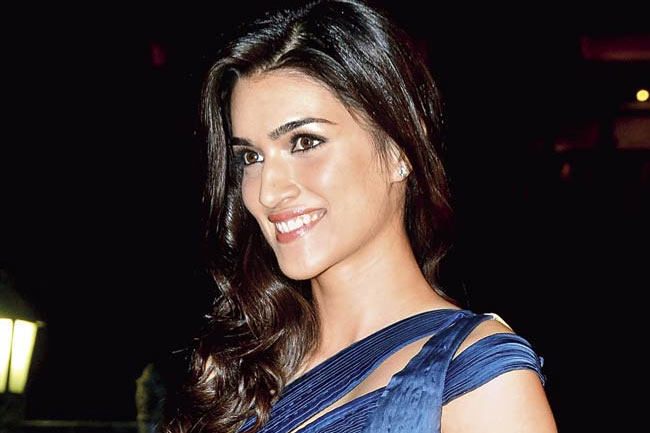 Kriti Sanon: I was hesitant about lip-lock