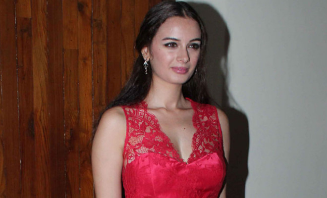 Evelyn Sharma faces harassment in hometown