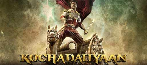 High on technology, 'Kochadaiiyaan' set to rock box office