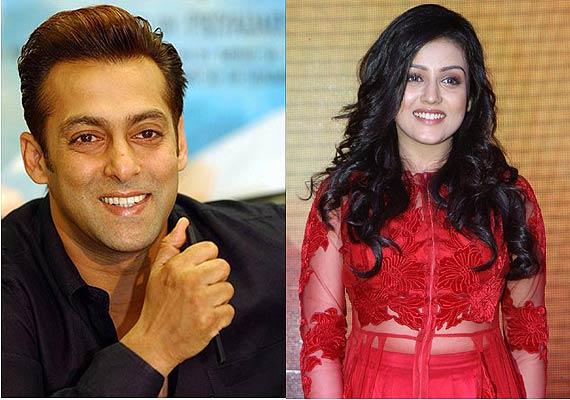Salman Khan to romance 'Kaanchi' actress Mishti