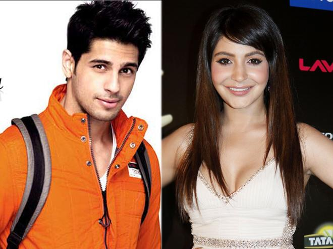 Siddharth Malhotra to romance Anushka Sharma in 'Priceless' remake