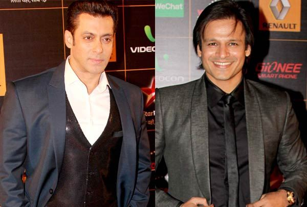 Salman Khan - Vivek Oberoi jokes hit Twitter