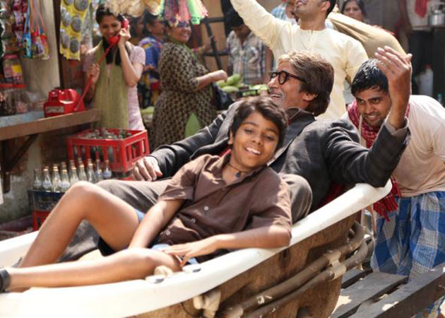 'Bhoothnath Returns' now tax free in Uttar Pradesh