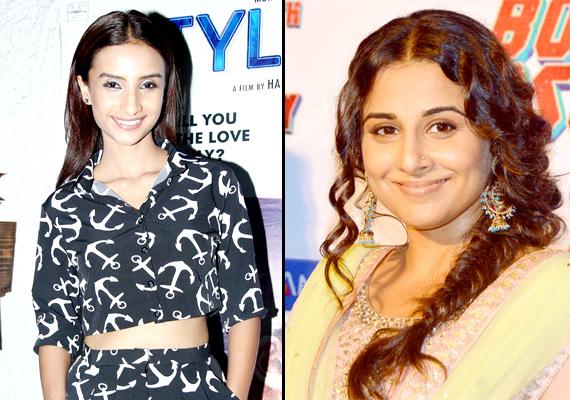 Patralekha : Vidya Balan is my inspiration
