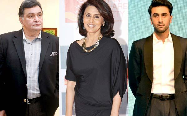 Does Neetu Kapoor prefer Hubby to Son?