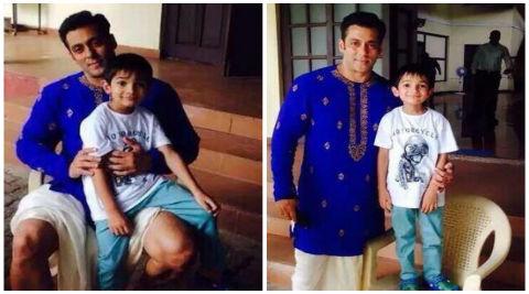 Leaked - Salman Khan's 'Prem Ratan Dhan Payo' Look