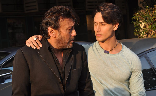 Jackie Shroff: It is a nice feeling to be coming along with your son's debut