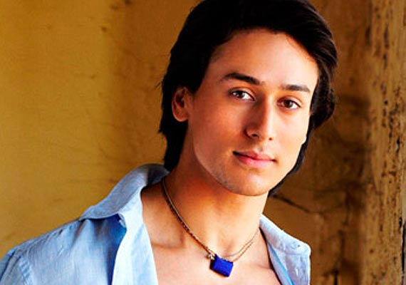 OMG  - Tiger Shroff strips yet again