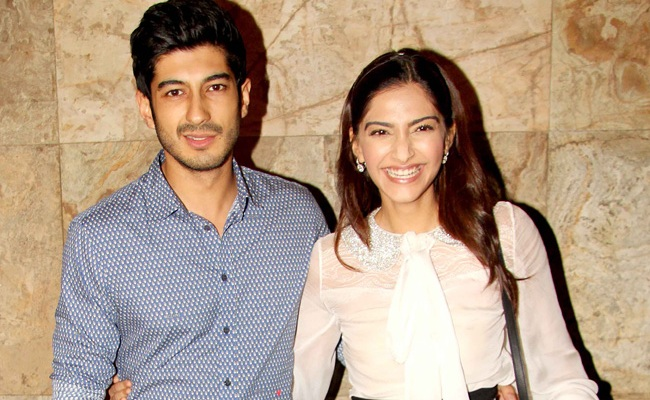 Sonam Kapoor supports cousin Mohit Marwah's 'Fugly'