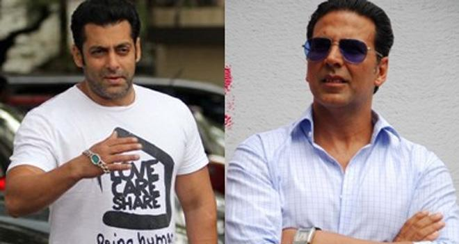 Akshay Kumar all set to break Salman Khan's record?
