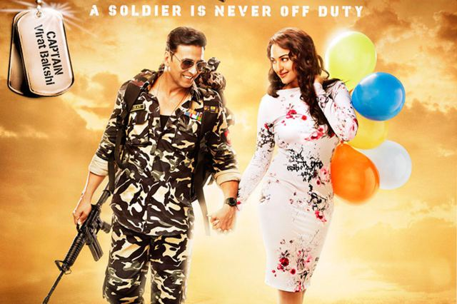 Akshay Kumar's 'Holiday'  to release on 400 screens