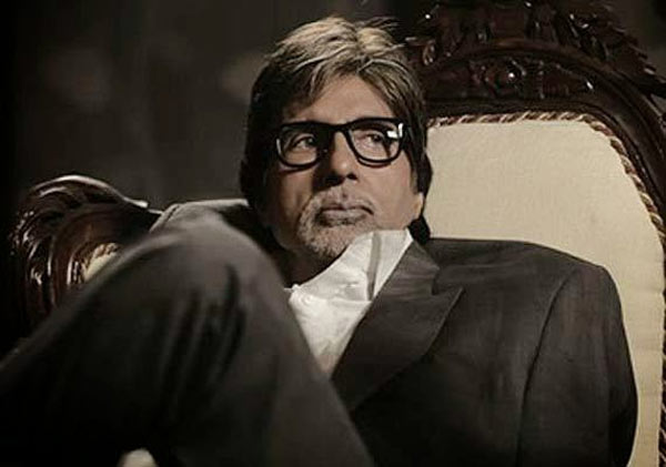 First Look - Amitabh Bachchan debut TV serial 'Yudh'