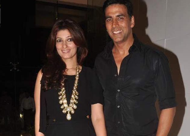 Akshay Kumar : Twinkle's luck factor worked for me
