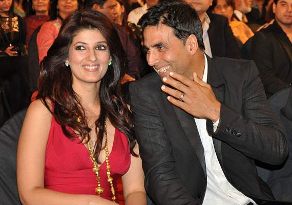 Akshay Kumar: Twinkle's luck factor worked for me