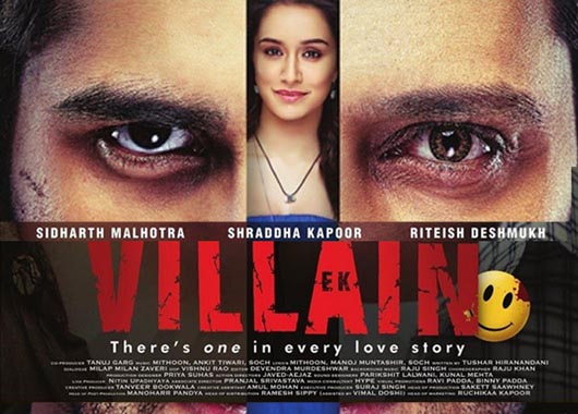 'Ek Villain' crosses 50 crores in its opening weekend