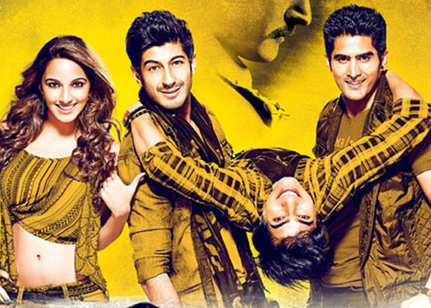 Fugly grabs 9.5 crores in three days