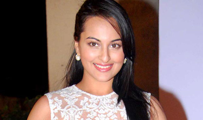 Sonakshi Sinha  to be away from home for a month