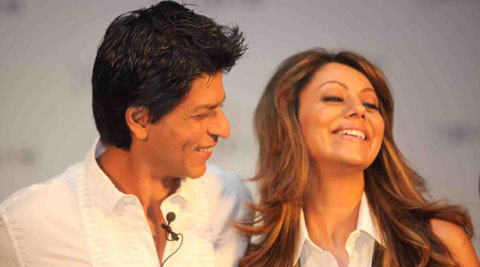 HC relief for Shah Rukh Khan and wife Gauri