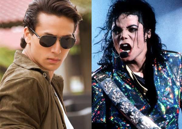 Tiger Shroff's video tribiute to Michael Jackson