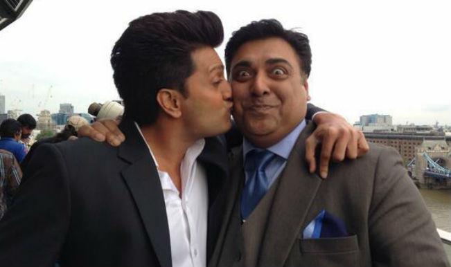 FIFA fever in Bollywood : Riteish Deshmukh, Ram Kapoor geared up