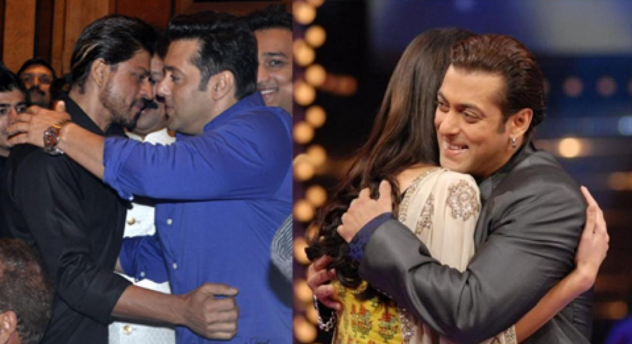 Watch: Salman Khan's top 10 hugs