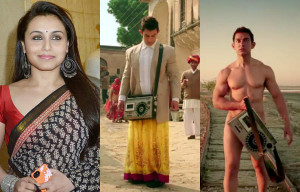 Rani Mukherji : I like Aamir with clothes and without clothes