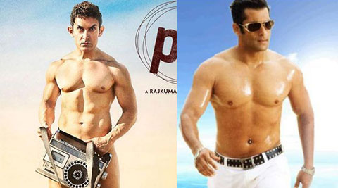 Video - Aamir Khan challenges Salman Khan to remove his pants
