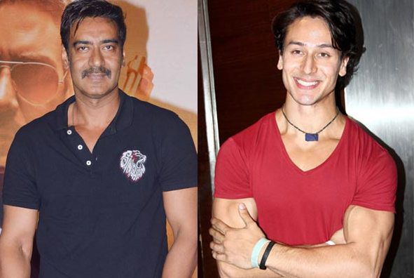 Why is Tiger Shroff  hesitant  to work  with Ajay Devgn?