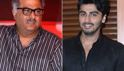 Boney Kapoor in tears over son Arjun's 'Tevar'