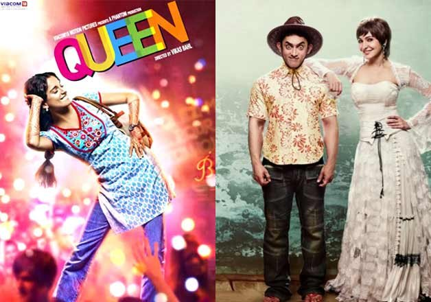'Queen', 'PK' top Star Guild Awards nominations