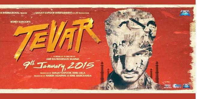 'Tevar' Movie Review | Starring Arjun Kapoor, Sonakshi Sinha