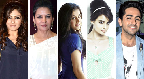 What were Bollywood upto on Valentine's Day?