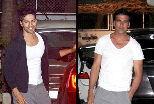 Varun Dhawan to work with Akshay Kumar in 'Baby2'?