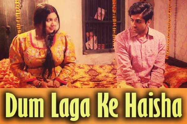 'Dum Laga Ke Haisha' Movie Review - Bollywood Bubble