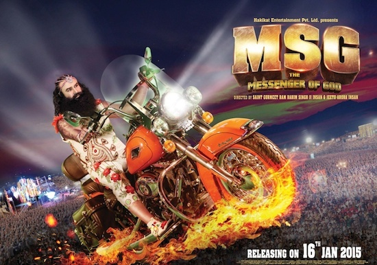 MSG screenings in Delhi halted over security concerns