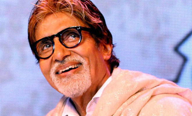 Amitabh Bachchan laughs-off 'disappointed' fan's remarks