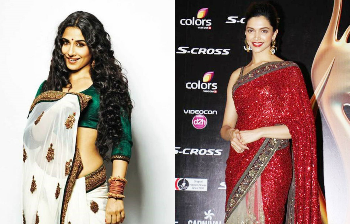 In Pictures - Bollywood Actresses in Sarees