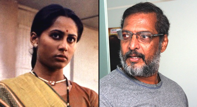 Smita Patil 'forced' Nana to join film industry