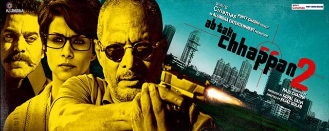 'Ab Tak Chappan 2': Movie Review- Bollywood Bubble