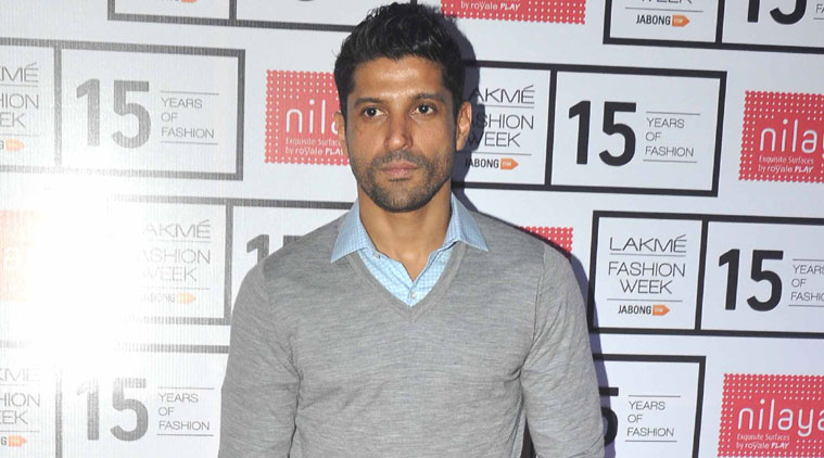 Farhan Akhtar to endorse Code by Lifestyle
